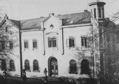 Rittergut Lausnitz Geschichte